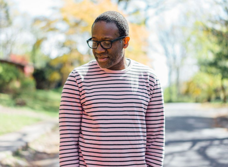 """.@pentagram partner Eddie Opara addresses how the language of design trolling is attacking the industry: """"We, as designers, have used rhetoric that is not robust, interesting, or intriguing enough. It's not looking towards the future enough."""" // adobe99u.co/2I35ki5"""