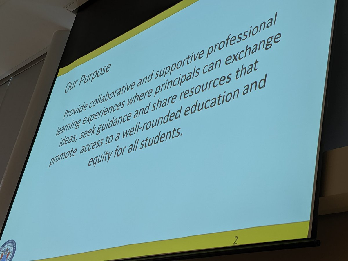 Professional Development matters. What is your purpose? #NJDOEPLN