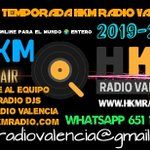 Image for the Tweet beginning: HKM RADIO Valencia