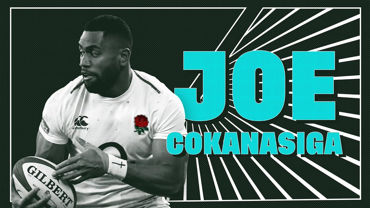 test Twitter Media - 🌅 RISING SON: @J_cokanasiga   Age: 21 | Caps: 5 | Position: wing   Read about Joe's rugby journey here: https://t.co/k4Nbsa9ZTt https://t.co/wjdrUWbMNK