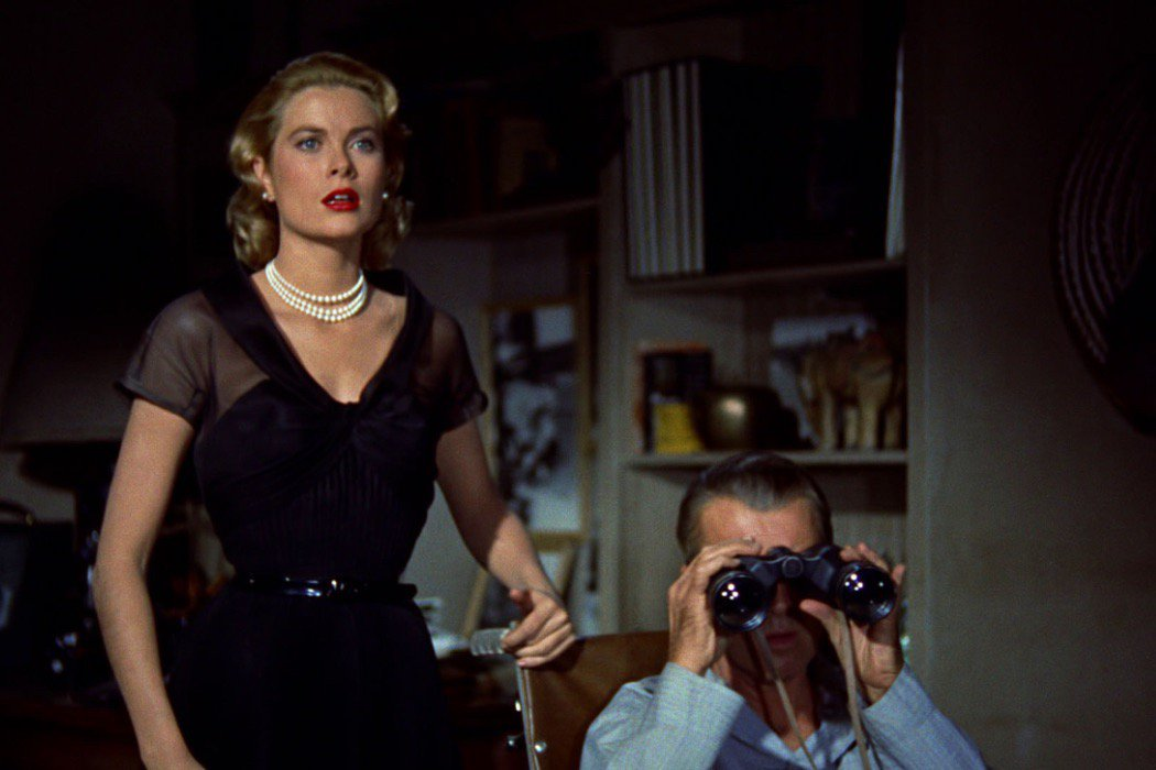 If you could only pick one Hitchcock movie, which would you choose: REAR WINDOW or PSYCHO?