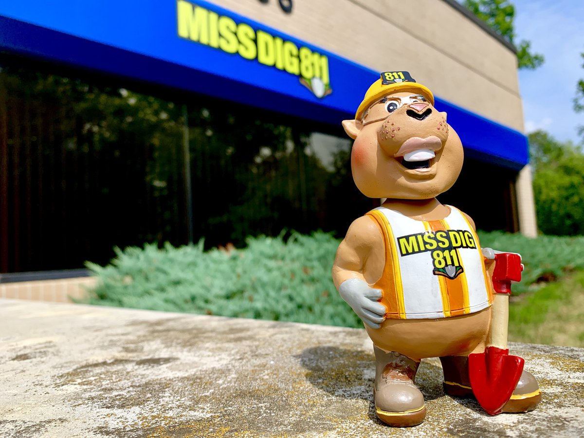 Miss Dig 811 On Twitter Do You Have A Miss Dig 811 Bobble Head Take A Picture To Show Us Where Its At With Whereismissdig811 She Could Be Anywhere In Michigan Perhaps Miss dig 811 provides a free service in michigan that safeguards utility infrastructures before new excavation projects begin. twitter