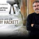 Super excited to launch #SandyHackett's new website and announce his new book release date of October 8! #MyBuddy #BuddyHackett #Legend #LisaDawnMiller https://t.co/HpPIBnkaOu @SandyHackett