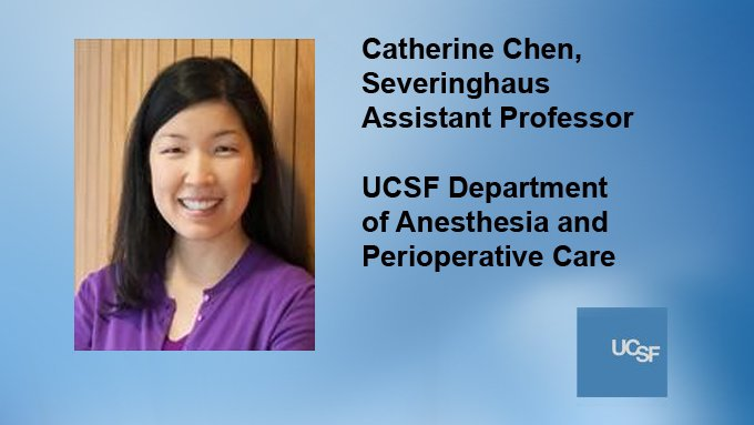 UCSF Anesthesia (@UCSFAnesthesia)   Twitter