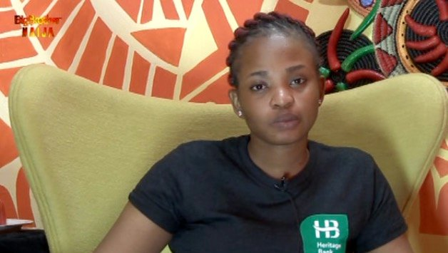 """""""I Almost Cried, Am Not Good, I Just Dey"""" - Cindy Reacts To Possible Eviction (VIDEO)"""