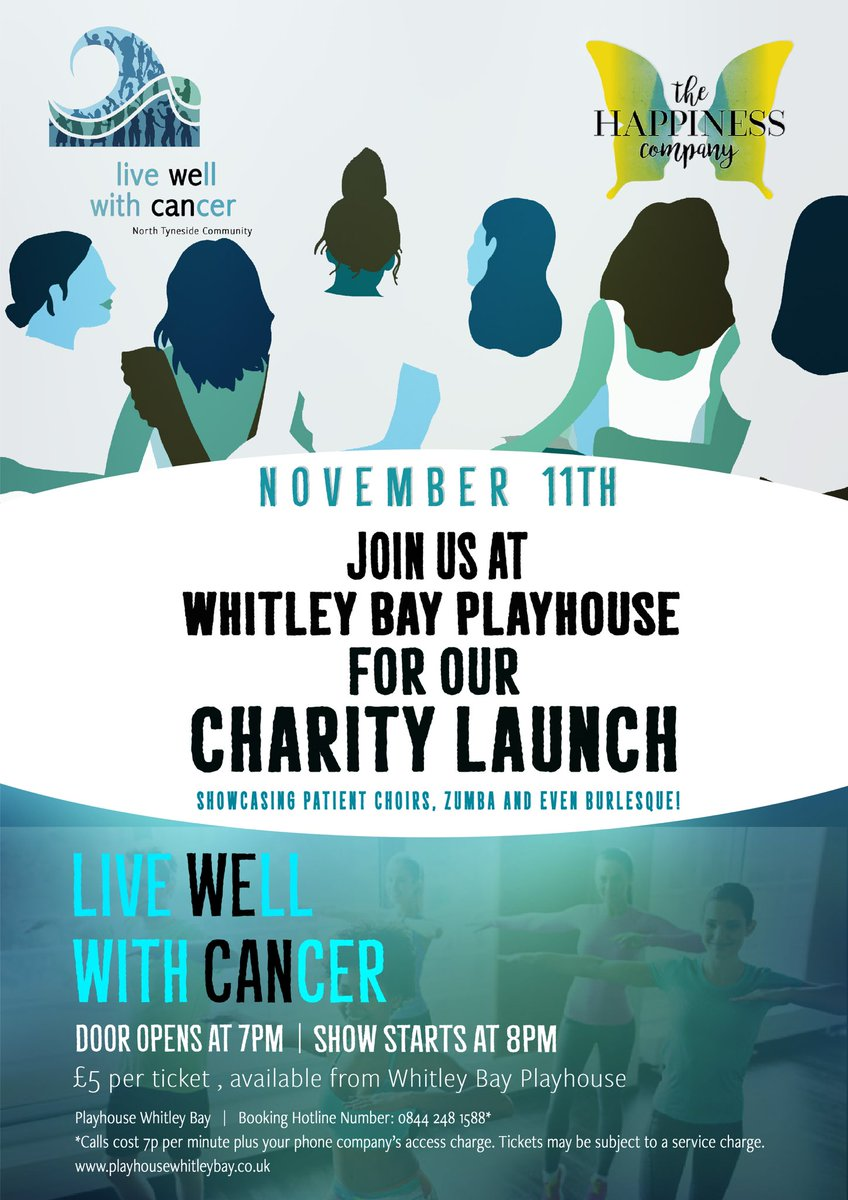 We'd love you to join us for our charity launch night featuring our patient choir and a special burlesque performance   Tickets available soon! <br>http://pic.twitter.com/jmayK77Lx1