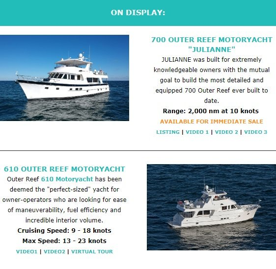 Outer Reef Yachts (@Outerreefyachts) | Twitter