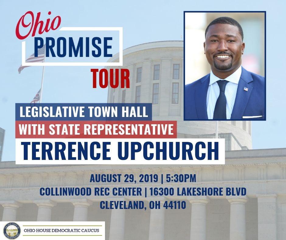 State Representative Terrence Upchurch (@tupchurch216) | Twitter