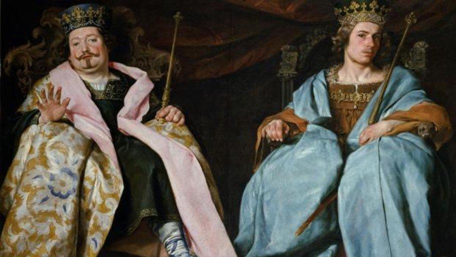 Cien kilos en un mes: la dieta extrema del monarca español derrocado por su obesidad https://t.co/zcErhJIu9w https://t.co/TtmcAL9Gwy