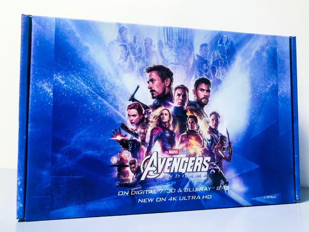 @Avengers's photo on #AvengersEndgamesweeps