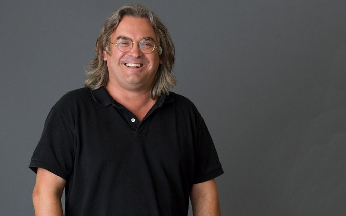Happy 64th Birthday to film director, screenwriter, and producer, Paul Greengrass!