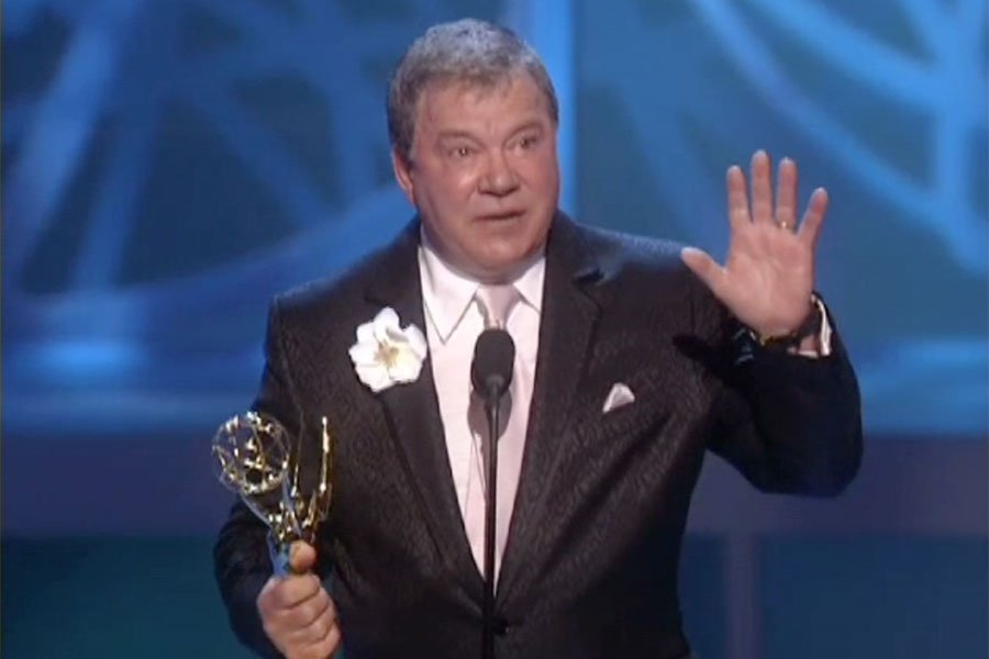 Even the greatest over actor actor of all times got an #emmy  #EmmylessDonald <br>http://pic.twitter.com/foXxkUWTAX