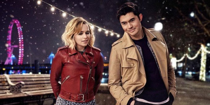 #LastChristmasMovie Photo