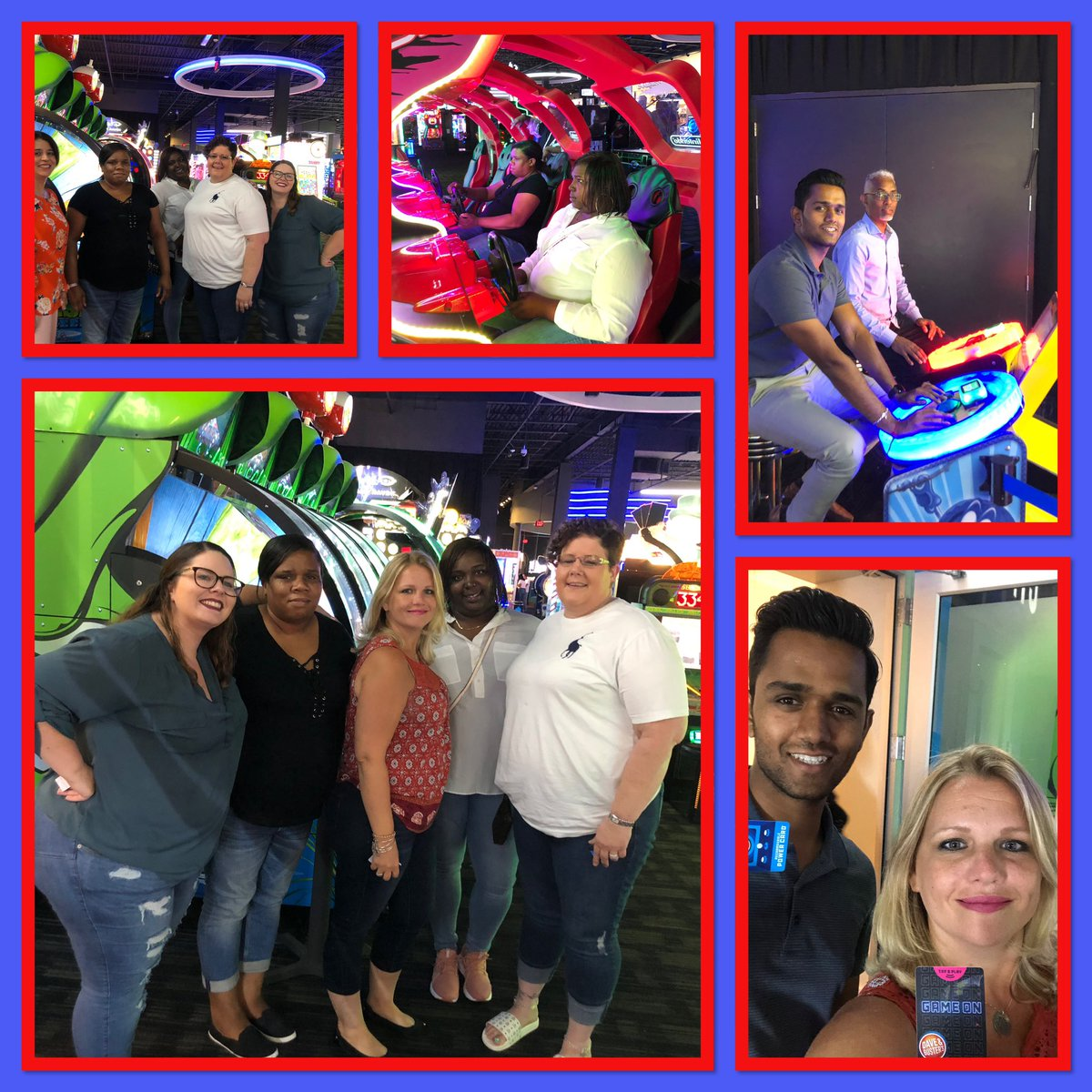 Team building Tuesday! #D5winning #ShowThemYouCARE #InvestingInTheFuture<br>http://pic.twitter.com/Z5K6BjO8gH