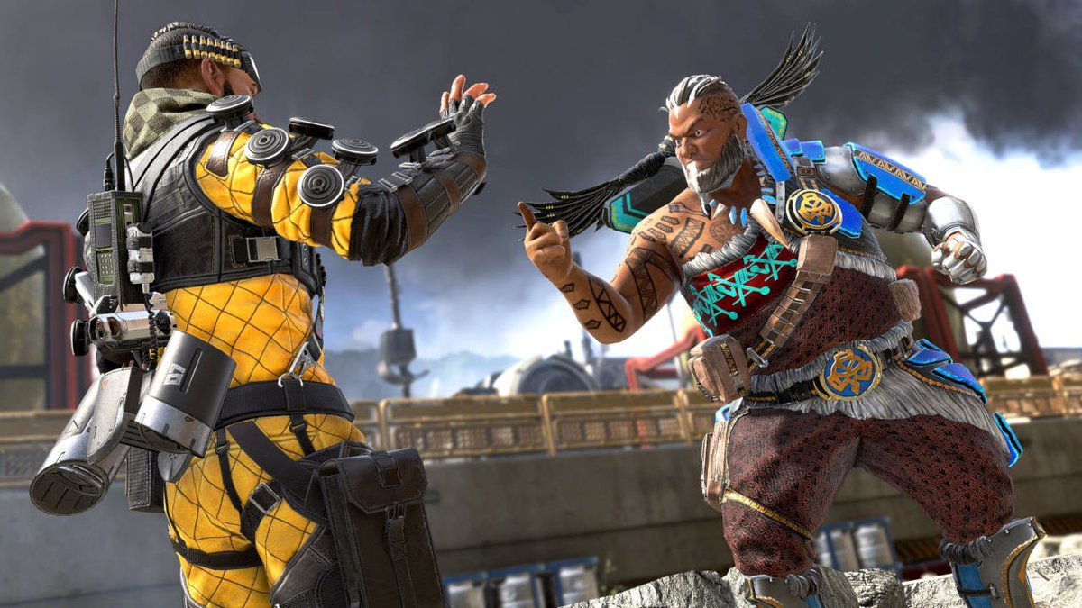 Solos arrives in Apex Legends today! Test your skills in the Iron Crown Collection event: http://play.st/2H16hYA