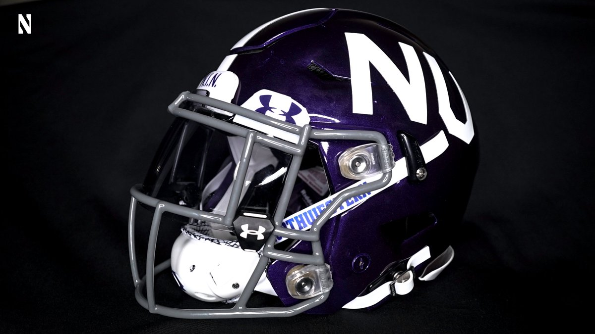 new styles 8e03a 02102 Northwestern Football on Twitter: