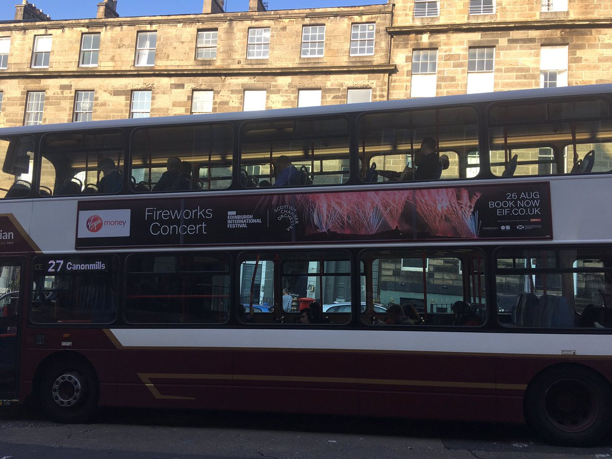 Toot toot. All aboard for a great night out with @SCOmusic to finish off this year's @edintfest  @VirginMoney    <br>http://pic.twitter.com/WKqW8MtnJp