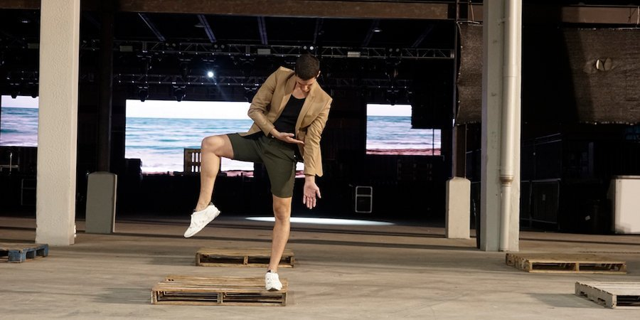 Join us Fri August 23 for @JonahBokaers Dry Docking in collab with visual artist Rachel Libeskind. An innovative evening of contemporary dance and performance as part of the inaugural @thehudsoneye bit.ly/hudsoneyejonah