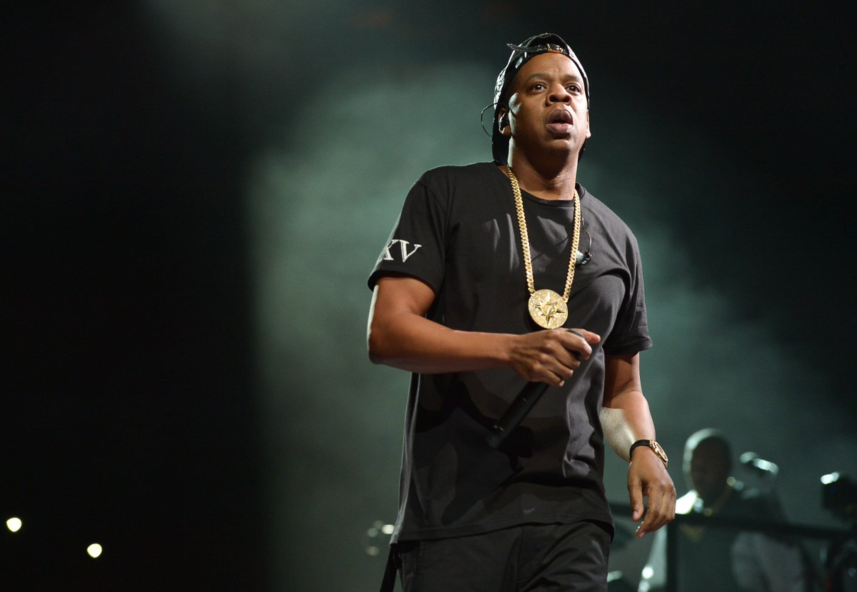 """JAY-Z will become the NFL's """"live music entertainment strategist"""" and will consult on the Super Bowl halftime show.Here's everything we know about the Roc Nation x NFL deal: http://cmplx.co/DUBlgRo"""