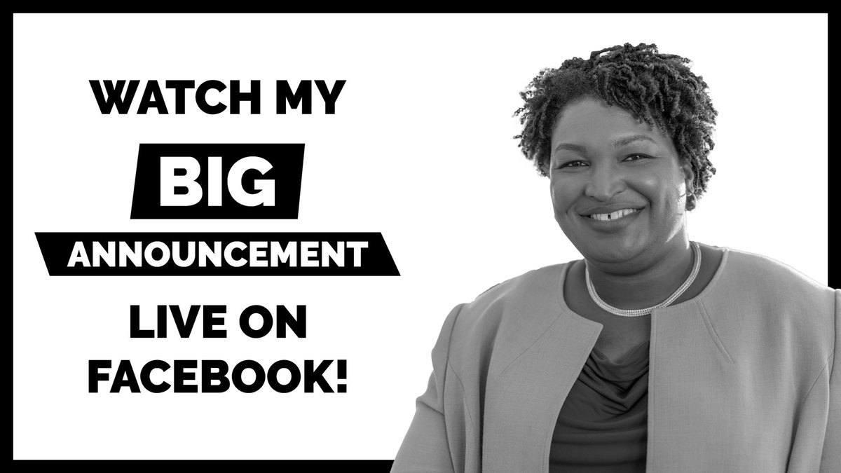 @staceyabrams's photo on Stacey Abrams