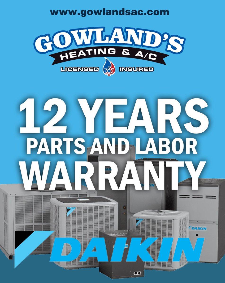 Gowlandsac - Gowland's Heat & AC Twitter Profile | Twitock