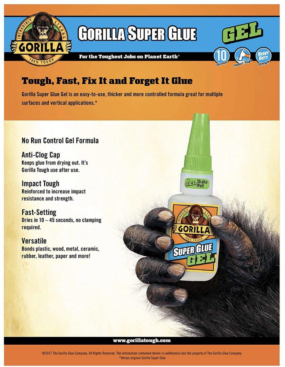 gorillatough hashtag on Twitter