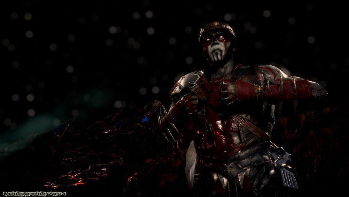 Nightwolf shots.  #MK11 #Nightwolf <br>http://pic.twitter.com/kgKm2IzRbm