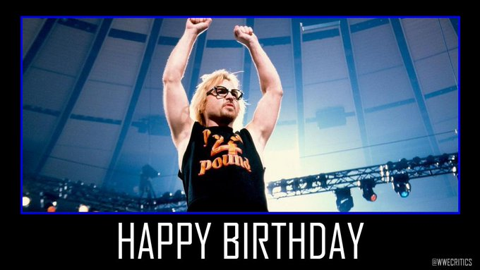Happy 48th Birthday to former Superstar Spike Dudley.  What are your memories of his time in wrestling?