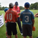 Image for the Tweet beginning: The @PGAJrLeague Section Championship Matches