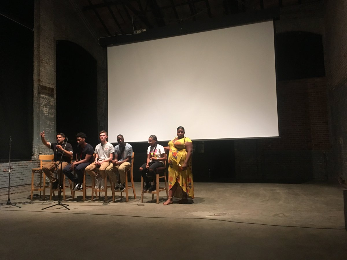 Basilica Non-Fiction Screening Series: @youthfxfilm - today at 7.30PM. Explore the work of the next generation of Hudson Valley filmmakers. Free and open to all bit.ly/basilicawhogot…
