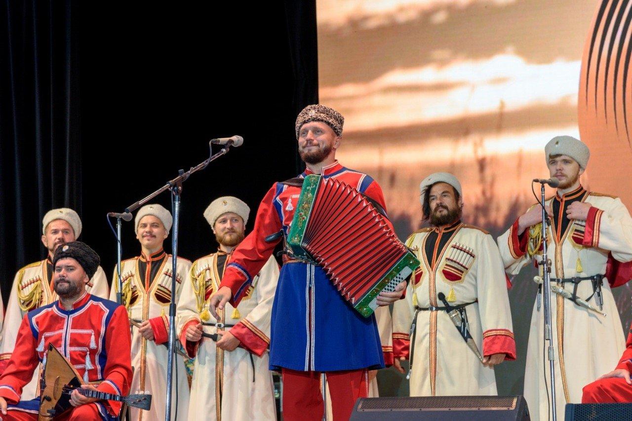 Кубанский казачий хор видео 3