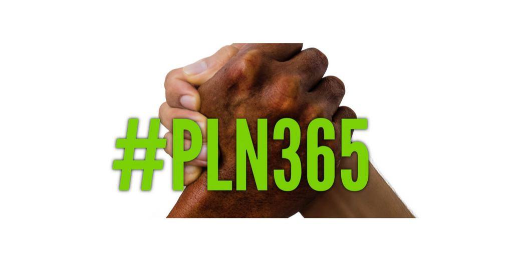 Q3: What advice would you give to a current college student? #pln365