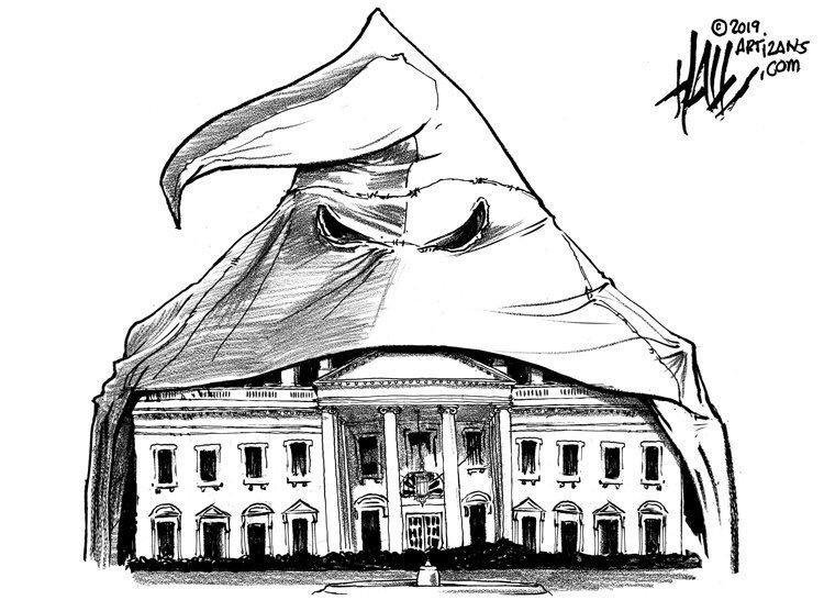Bad For America #RacistPresident #RacistInChief