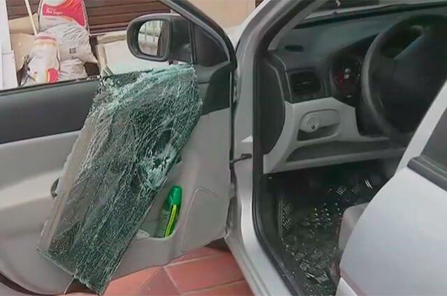 """""""Me tocó dejarme robar"""": nueva víctima de rompevidrios cuenta cómo lo asaltaron en Bogotá https://buff.ly/2Z0wbWv"""