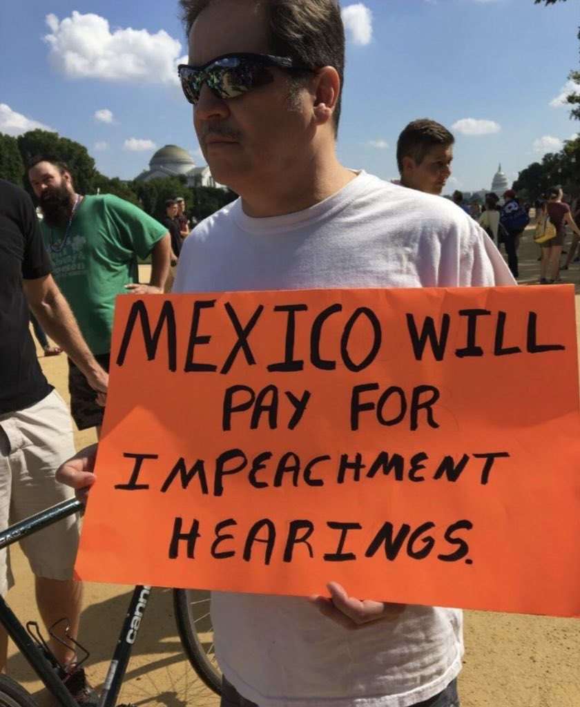 I've put in a call to Mexico. Shit's been gettin' too real!#EmmylessDonald #TrumpIsAWhiteSupremacist <br>http://pic.twitter.com/1uM9kDUZZS