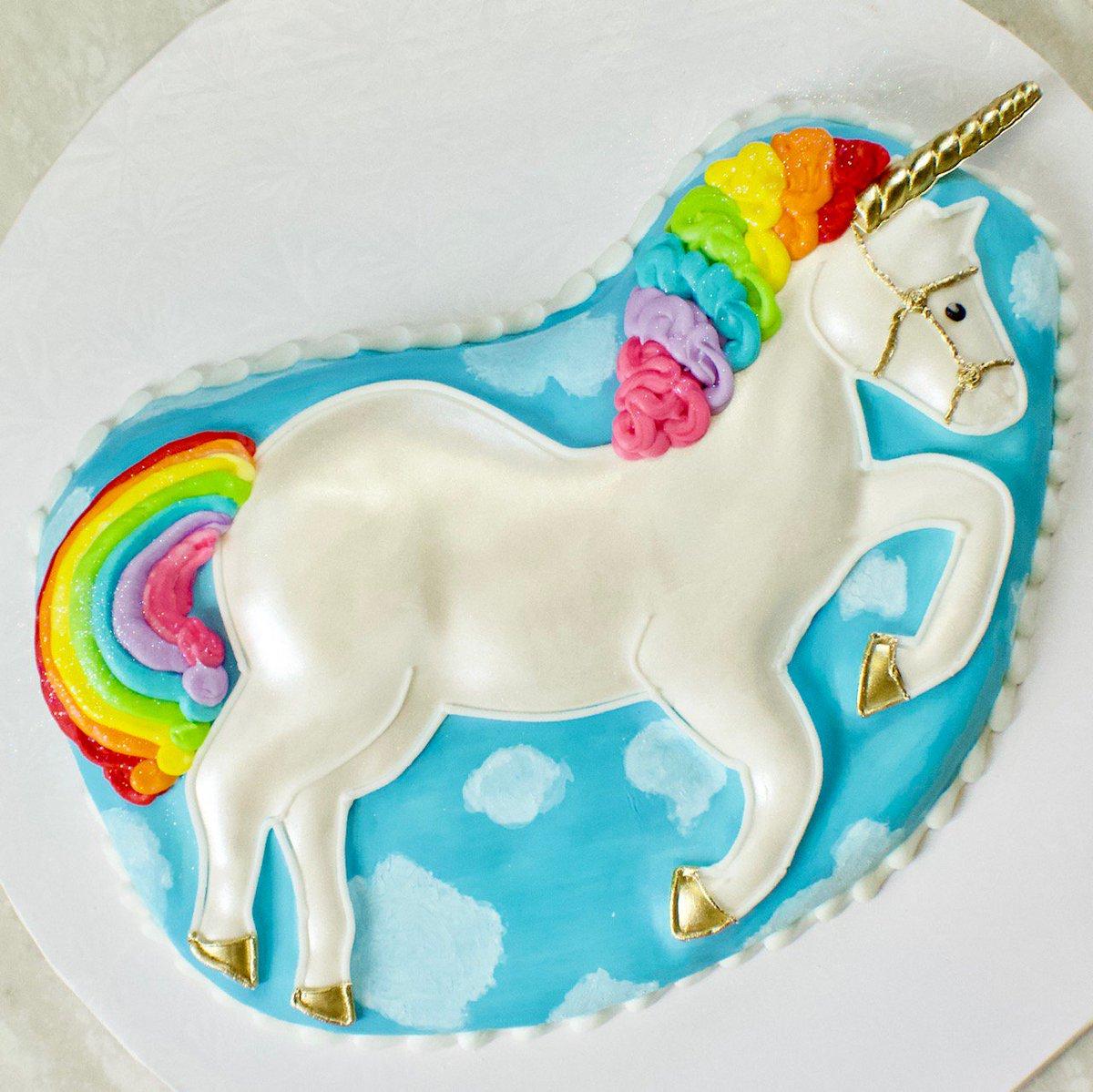 CK Products Horse//Unicorn Pantastic Plastic Cake Pan