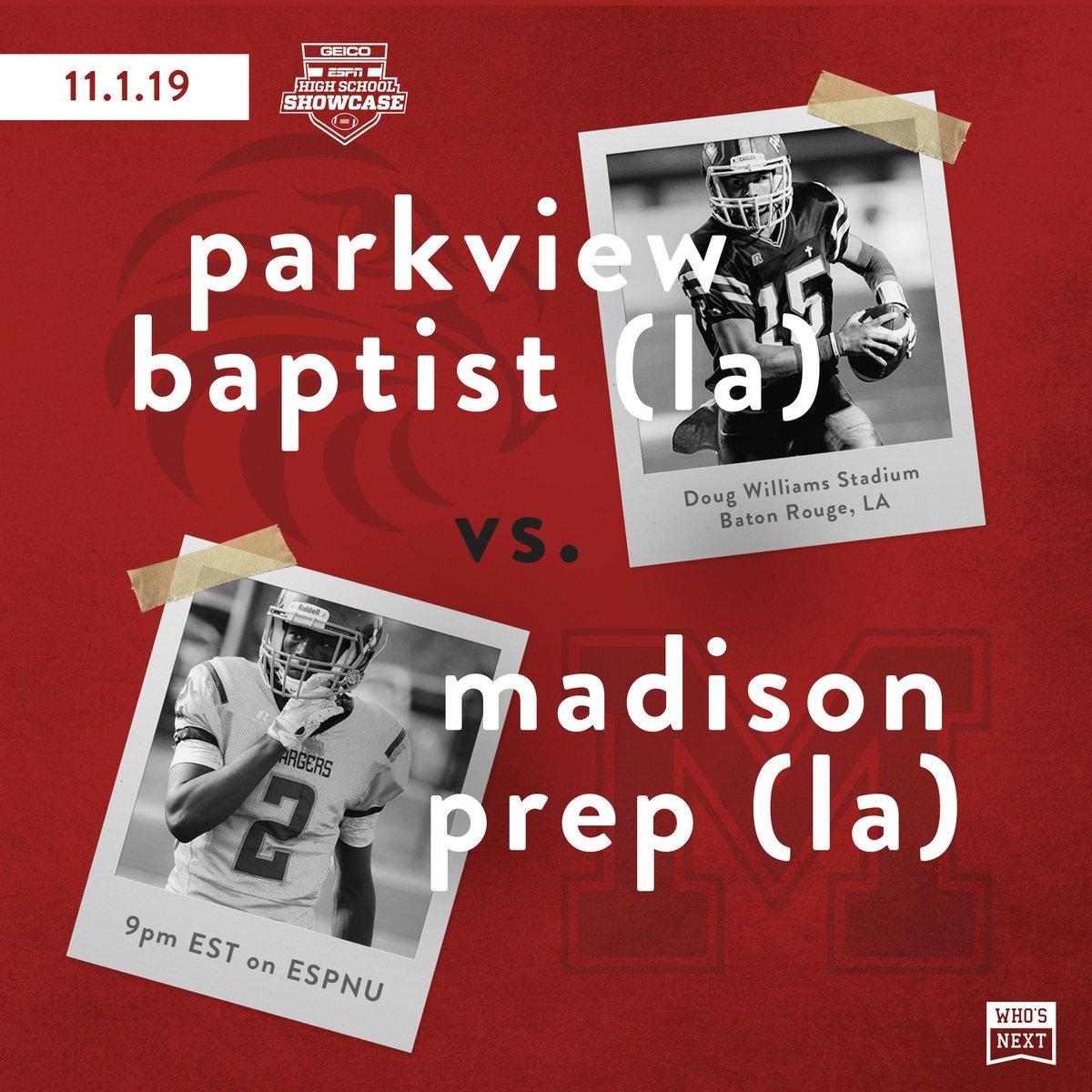 Parkview Baptist Football (@PBS_EaglesFB) | Twitter
