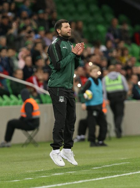 Murad Musaev's list of teams managed...  FC Krasnodar 2000 FC Krasnodar Academy FC Krasnodar Reserves FC Krasnodar  The 35-year old's side has just beaten Porto 3-2 away from home in the Champions League qualifiers!  <br>http://pic.twitter.com/esDPx8fFAR