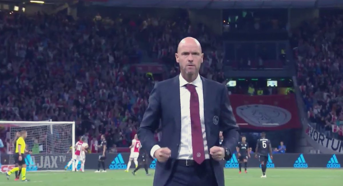 FT: AFC Ajax 3-2 PAOK!   Off to the Champions League Play-Off round vs APOEL Nicosia. YESSSS! <br>http://pic.twitter.com/8CQw28bxwu