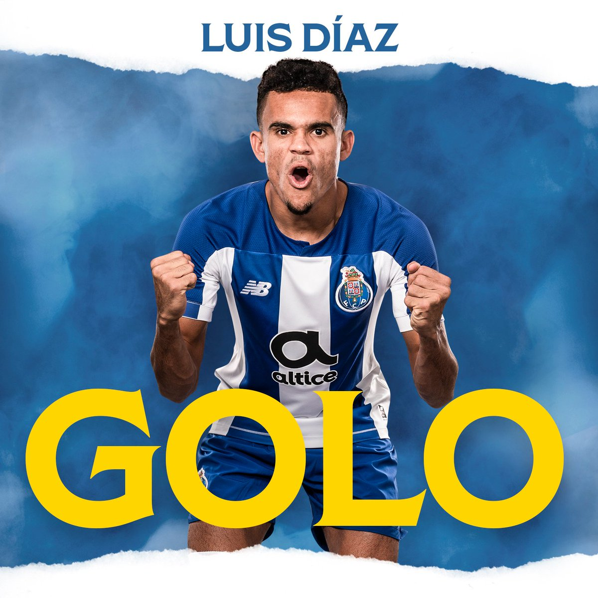 ⚽76' GOLO! / GOAL! / ¡GOL!  🔵⚪FC Porto 2-3 FC Krasnodar  #FCPorto #UCL #FCPFCK https://t.co/cP7JPqG7ir