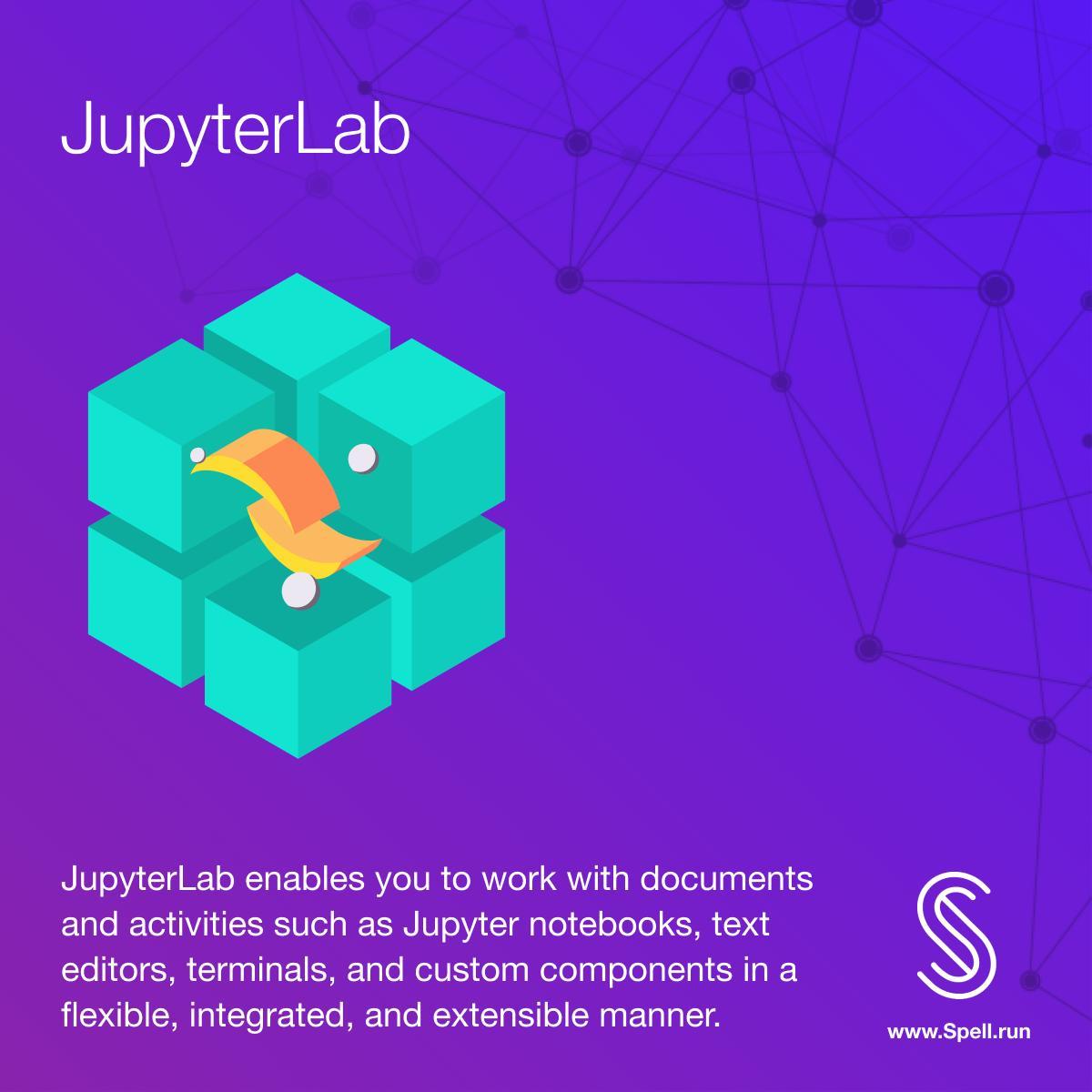 JupyterLab - Twitter Search