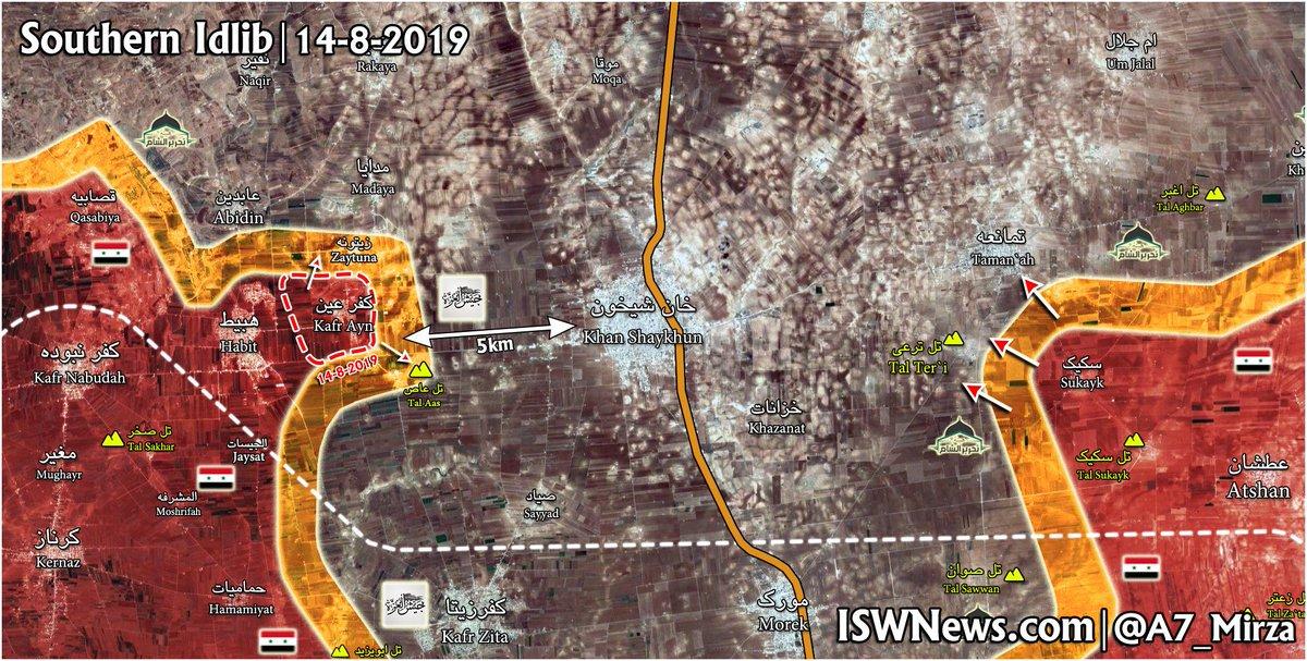 Syrian War: News #19 - Page 35 EB4InlpXsAEk3pa