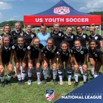 Image for the Tweet beginning: Delaware FC '03 Girls Qualified