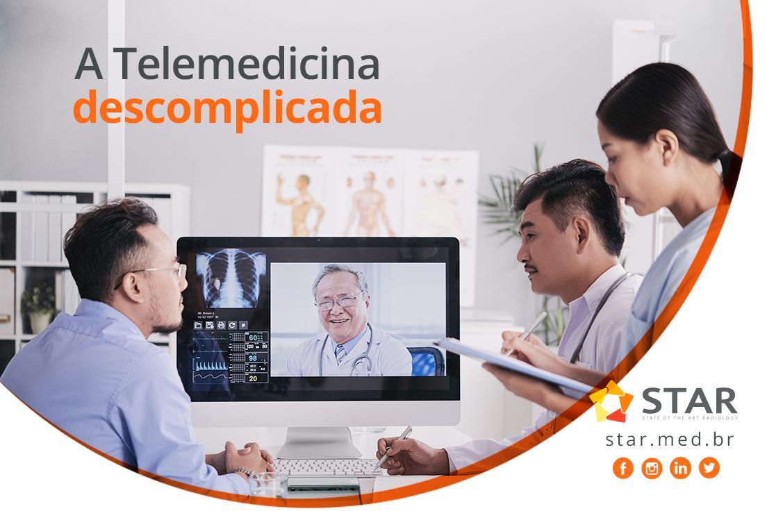 A #telemedicina, também conhecida como telessaúde, tem ganho cada vez mais mais espaço em #hospitais e #clínicas. Saiba mais sobre esse avanço para a saúde e sobre como seus segmentos têm ajudado a medicina.  Acesse: https://mla.bs/bf715e92