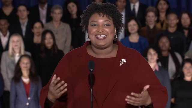 @thehill's photo on Stacey Abrams