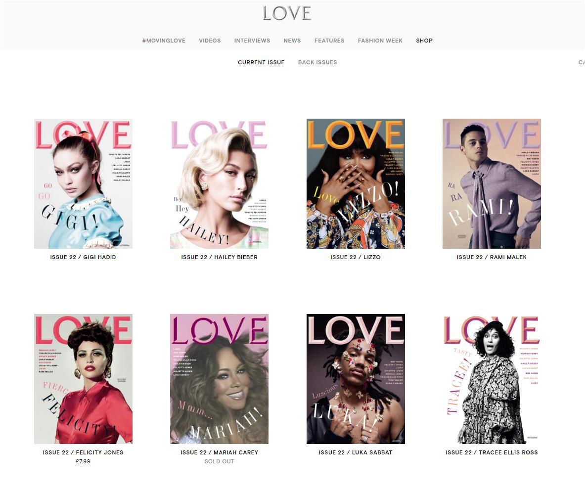 Of course the @THELOVEMAGAZINE featuring the Queen @MariahCarey sells out first. Well done #lambily <br>http://pic.twitter.com/m2qbJdMNQT