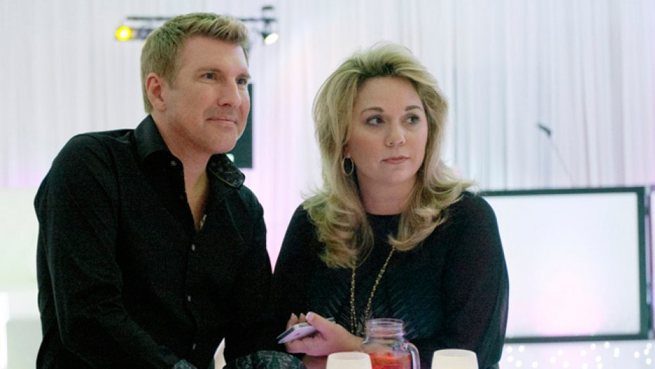 'Chrisley Knows Best' stars charged with federal tax evasion http://thr.cm/AUmp7K