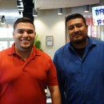 Image for the Tweet beginning: Meet Rafael & Robert, two