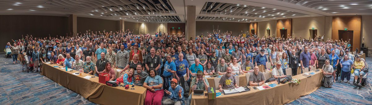 Thank you to our Comic-Con Committee family for all their hard work at #SDCC2019 ! We couldn't do it without these wonder women and super men who work year-round to help bring the show to life. <br>http://pic.twitter.com/NLBdqfGZ7X