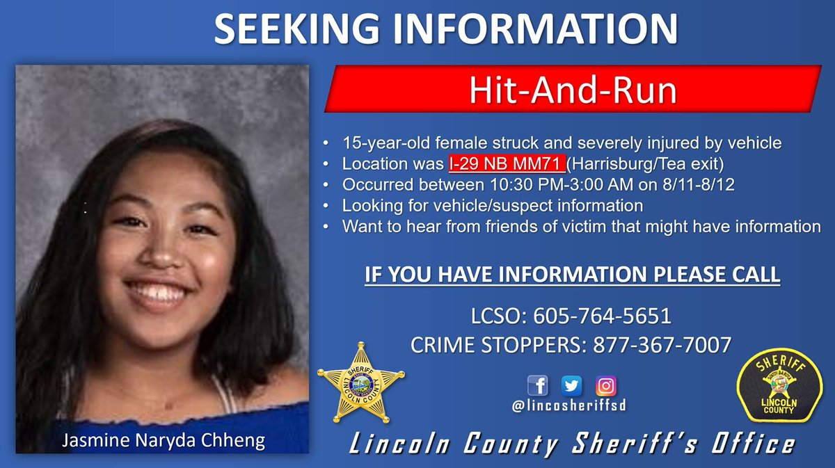 Lincoln County Sheriff's Office Canton, SD (@lincosheriffsd